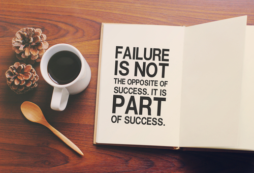 Inspirational Quotes About Failure: How To Respond To Failure And Disappointment